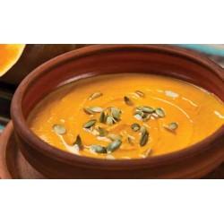 Домашний тыквенный крем-суп