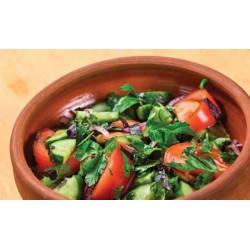 Овощной салат грузинский